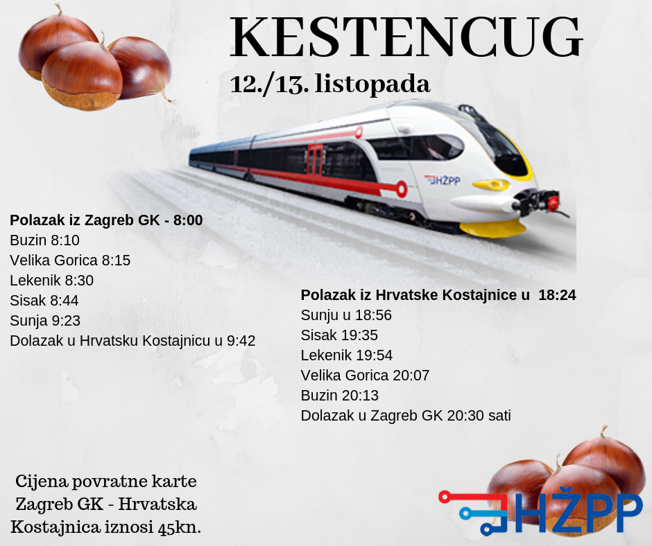 Program Kestenijade 2019.