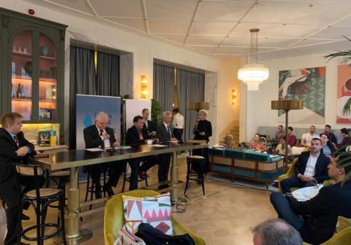 Sudjelovanje u panel raspravi IRMO-a i Hanns Seidel Stiftung