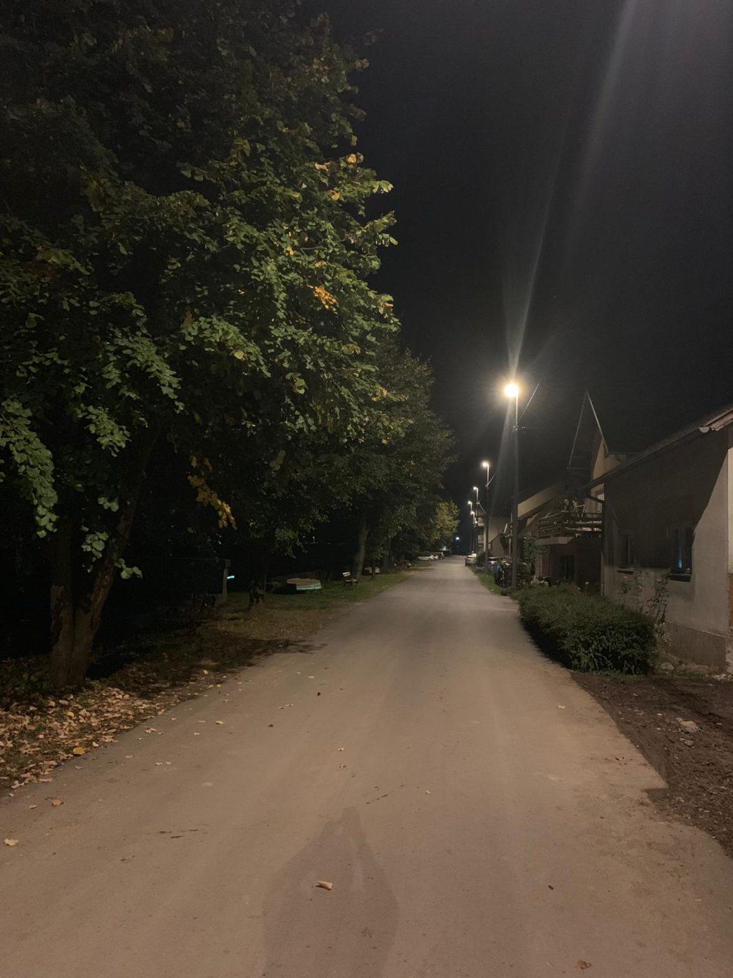 Završeni su radovi na modernizaciji javne rasvjete Grada Hrvatske Kostajnice