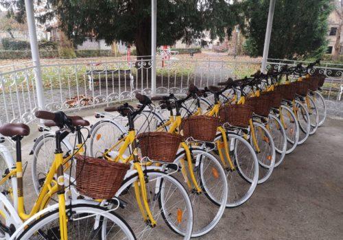 """Nabavljeni bicikli za Projekt """"Zaželi = Ostvari u Gradu Hrvatska Kostajnica"""""""