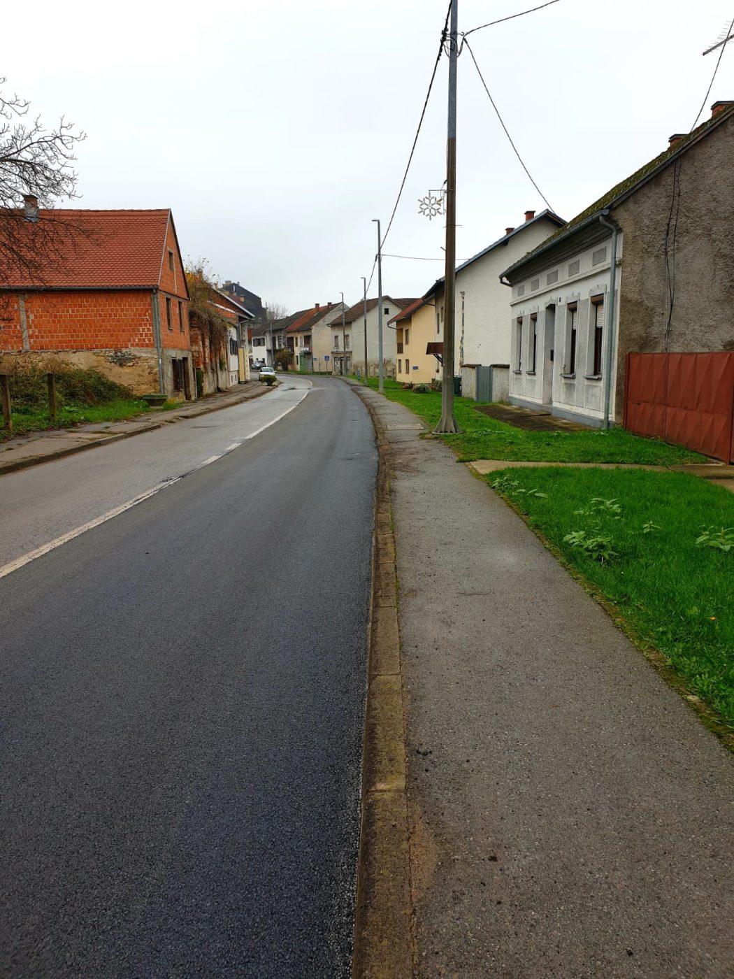 Sanacija asfaltnog zastora državne ceste D47