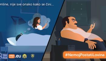 CZSS Hrvatska Kostajnica, PGP Hrvatska Kostajnica i PP Dvor u prevenciji elektroničkog nasilja